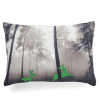 Karma Living Woodland Creature Call It a Night Vision Pillow