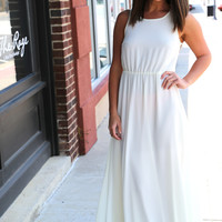 Show Stopper Maxi {Ivory}