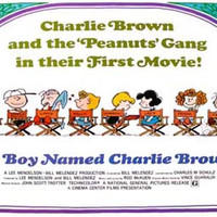 A Boy Named Charlie Brown Peanuts Movie Poster 11x17
