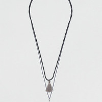 Tassel and Feather Necklace* - New This Week - New In