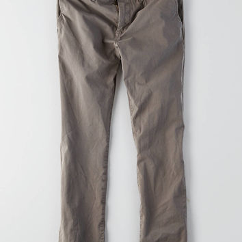 AEO 360 Extreme Flex Slim Chino, Gray Road