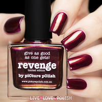 Picture Polish Revenge Nail Polish (Limited Edition Collection)