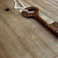 Key To My Heart Necklace For Mom (Free Shipping To USA)