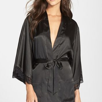 Women's In Bloom by Jonquil Satin Wrap,