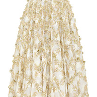 Embellished Swing Skirt | Moda Operandi