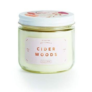 Cider Woods Lidded Jar Candle