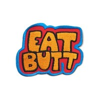 HOME :: Pins & Patches :: PATCHES :: Eat Butt patch