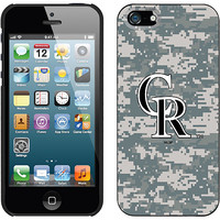 Colorado Rockies iPhone 5 Digital Camo Snap-On Case by Coveroo - MLB.com Shop
