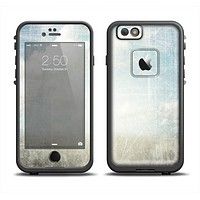 The Vintage Cloudy Scene Surface Apple iPhone 6 LifeProof Fre Case Skin Set