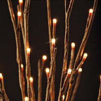 Lighted Willow Branch - Battery Operated