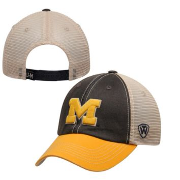 Michigan Wolverines Top of the World Offroad Trucker Adjustable Hat