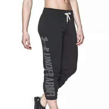 One-nice™ UNDER ARMOUR Women Men Lover Casual Pants Trousers Sweatpants F-ZDL-STPFYF I