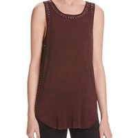 PAIGEGeorgina Studded Tank - 100% Bloomingdale's Exclusive