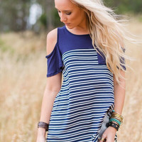 Nautical Flowing Tee
