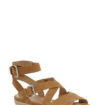 Marc Fisher LTD 'Alysse' Flat Sandal (Women) | Nordstrom