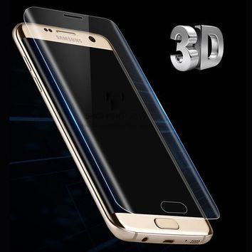 For Samsung Galaxy S7 Edge S6 Edge S8 Plus Note 8 Screen Protector