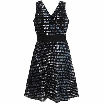 Emi Dress Monsoon Black - Global Mamas (W)