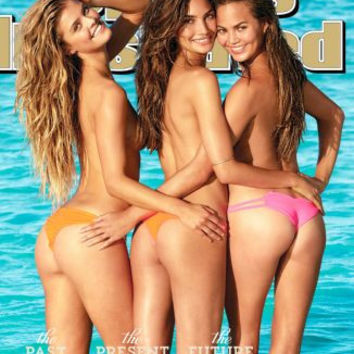 Sports Illustrated Swimsuit Cover Movie Poster 11Inx17In Mini Poster