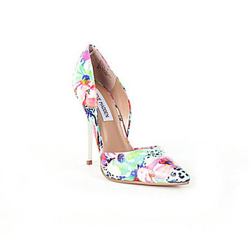Steve Madden Varcityy Floral Pointed-Toe d'Orsay Pumps | Dillards.com