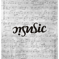 Music Art Print by Alejandro Ayala