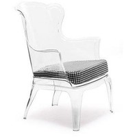 ZUO Modern Vision Cushion Houndstooth 110035 Living/Dining Chairs