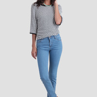Civil Mid Rise Jeans By Dear Creatures