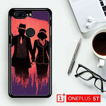 Bonnie And Clyde Y0516  OnePLus 5T / One Plus 5T Case