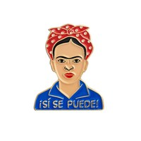 Si Se Puede Frida Pin