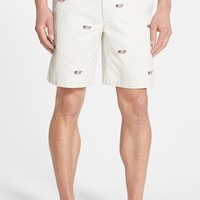 Men's Vineyard Vines Embroidered Whale Chino Shorts