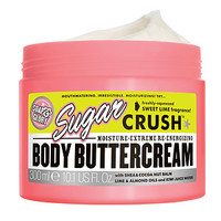 Soap & Glory Sugar Crush Body Buttercream, Sweet Lime Fragrance