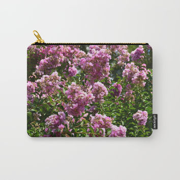 Summer Garden Carry-All Pouch by ArtGenerations