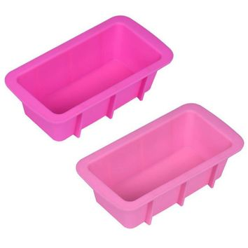 Pastry Tools Bread Loaf Cake Mold Non Stick Bakeware Baking Tools for Cakes Pan Oven Rectangle Mould Taart Decoratie Moulds