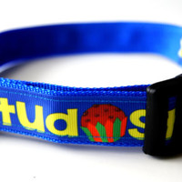Stud Muffin Dog Collar Adjustable Sizes (M, L, XL)