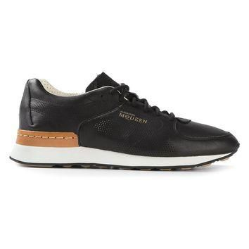Puma Black Label By Alexander Mcqueen Lace-Up Trainers