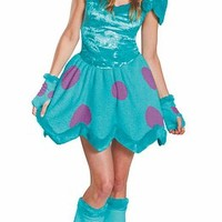 Sassy Sulley Adult Costume | Oya Costumes