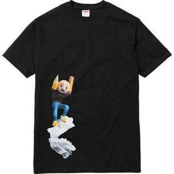 Supreme Mike Hill Regretter Tee - Black