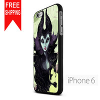 Disney Villains Maleficent NN iPhone 6 Case
