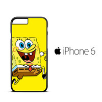 Funny Spongebob Squarepants Y0017 iPhone 6 Case