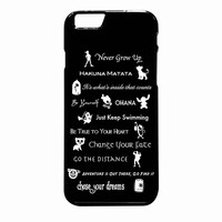Disney S Lesson Learned iPhone 6 Plus case