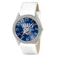 Oklahoma City Thunder NBA Ladies Glitz Series Watch