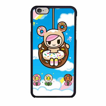 tokidoki donutella and friends iphone 6 6s 4 4s 5 5s 6 plus cases