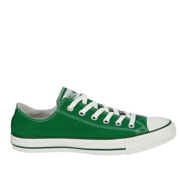 DCCKHD9 Converse Chuck Taylor- Green Canvas Low Top Sneaker