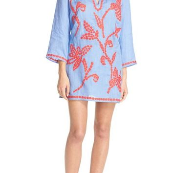 Tory Burch 'Talisay' Cover-Up Tunic | Nordstrom