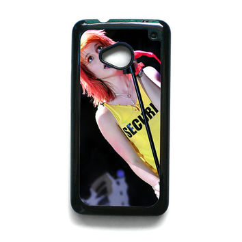 Hayley Williams Paramore Singer HTC One | M7 Case
