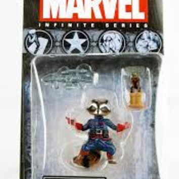 Guardians of the Galaxy Marvel Infinite Series Rocket Racoon Australia