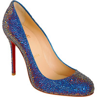 Christian Louboutin Fifi Strass at Barneys New York at Barneys.com