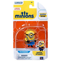 The Minions Poseable Figure [Minion Stuart]