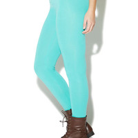 Olivia Ankle Legging | Wet Seal