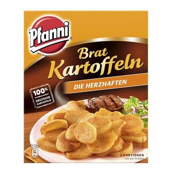 Pfanni Fried Potatoes, Bratkartoffeln, 14 oz (400 g)