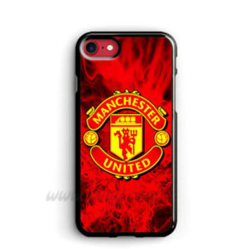 Manchester United iPhone X Cases Football Samsung Cases MU iPhone 8 plus Cases